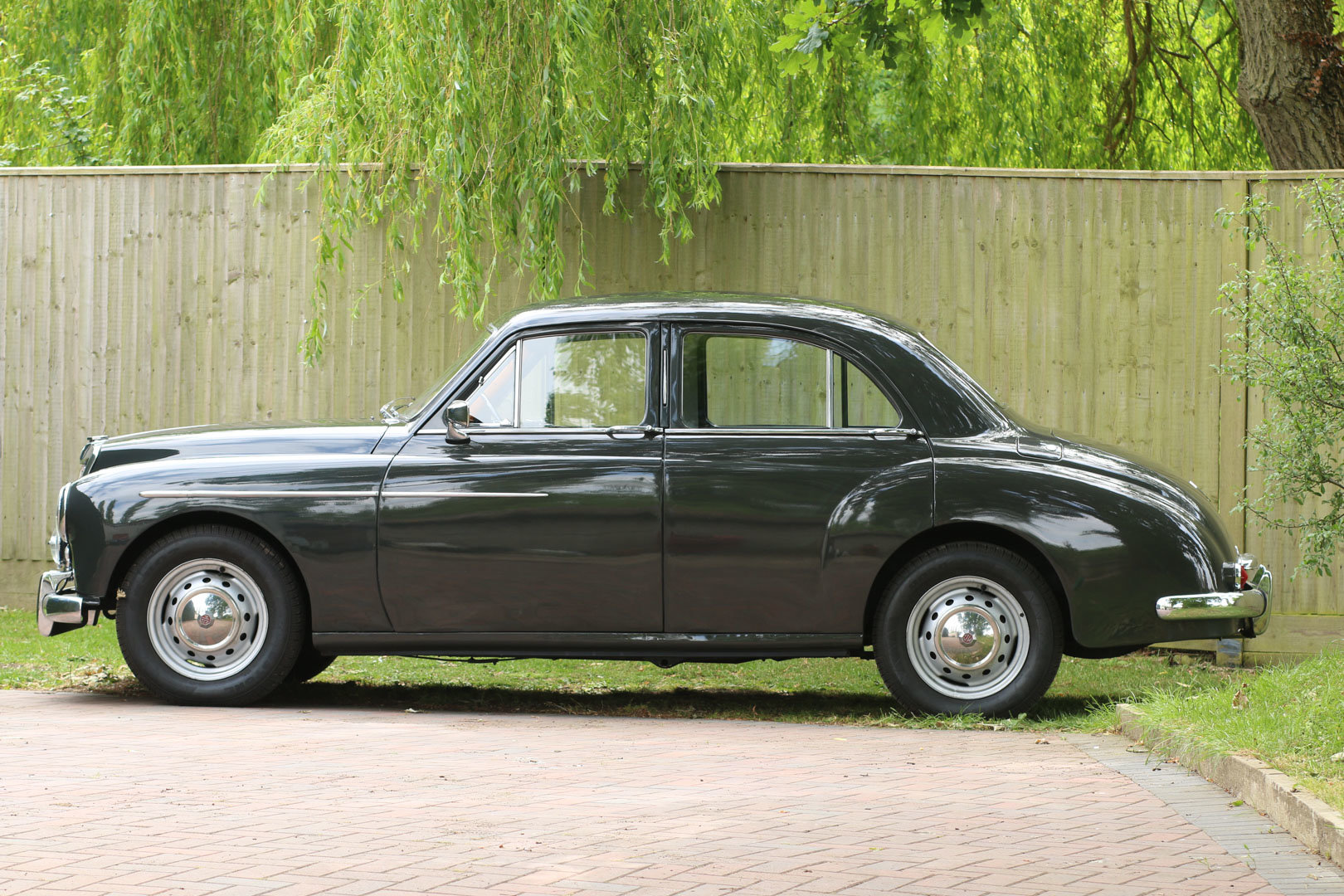 1956 MG ZB Magnette For Sale (picture 2 of 6)