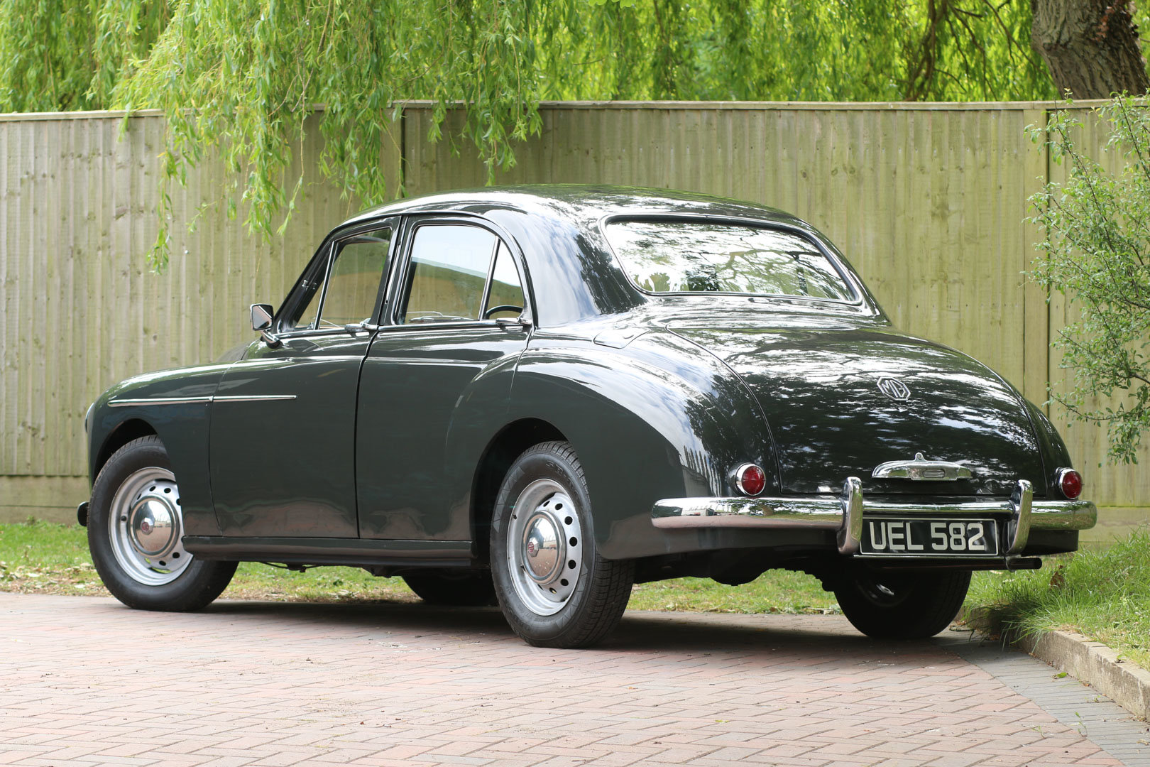 1956 MG ZB Magnette For Sale (picture 3 of 6)