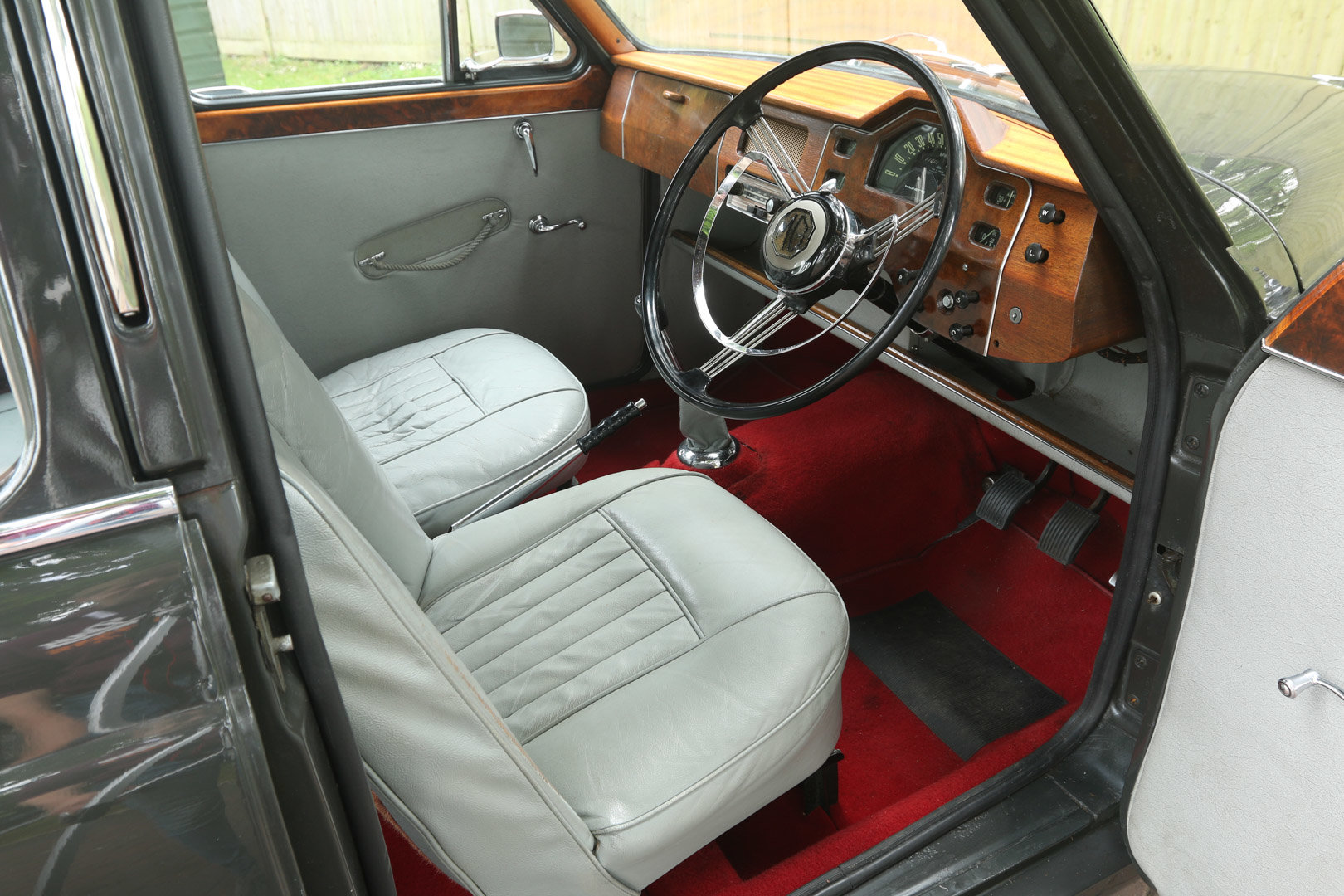 1956 MG ZB Magnette For Sale (picture 4 of 6)