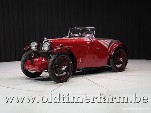 MG J2 supercharged '33