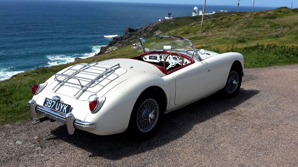 1959 MGA Roadster 1860cc For Sale (picture 2 of 6)