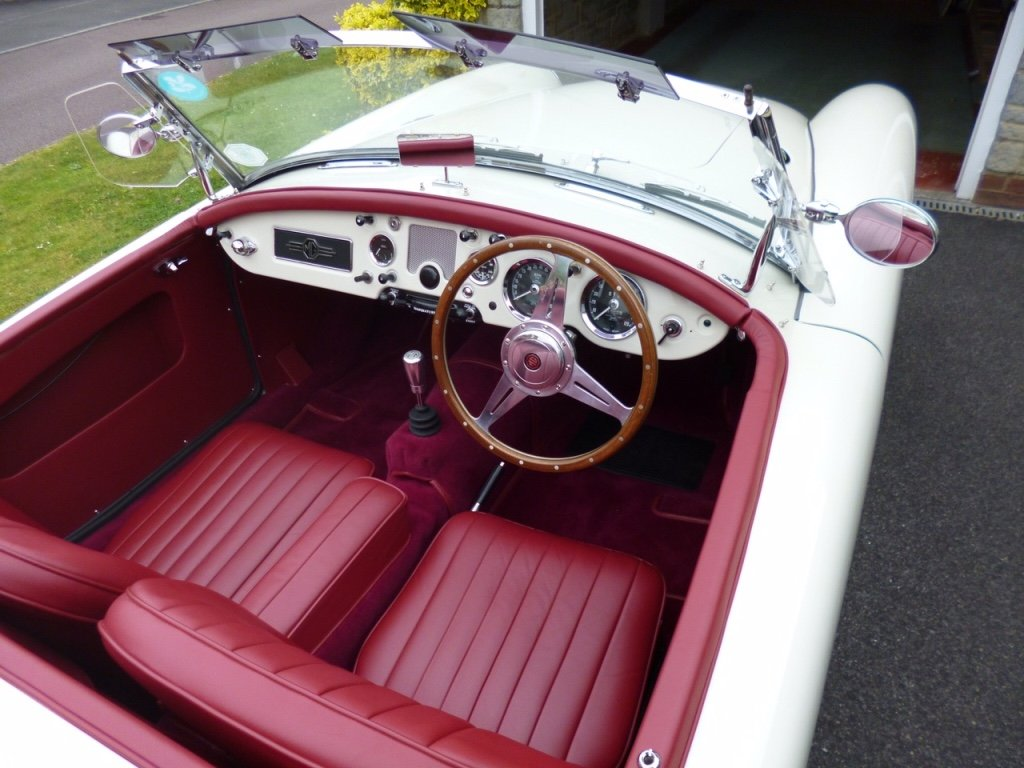1959 MGA Roadster 1860cc For Sale (picture 3 of 6)