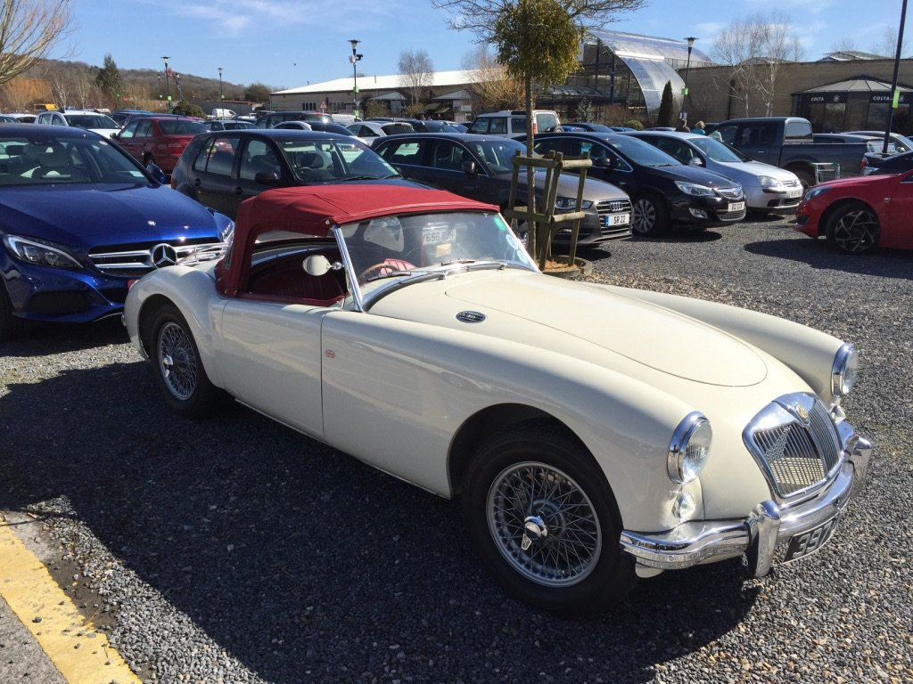 1959 MGA Roadster 1860cc For Sale (picture 4 of 6)