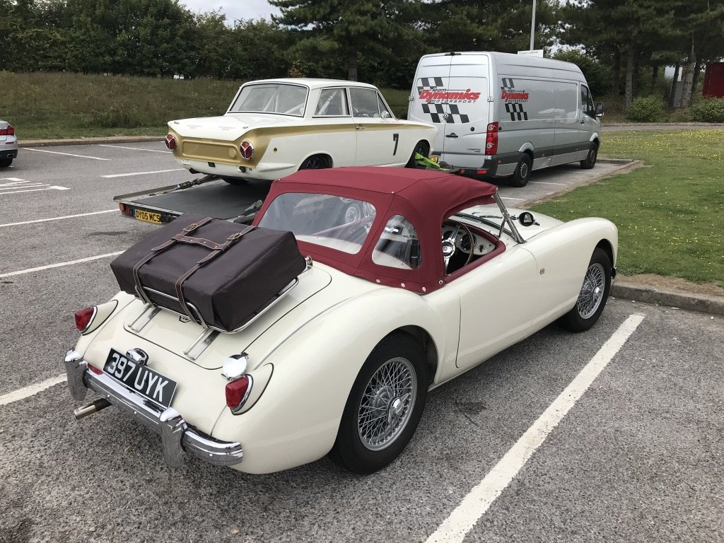 1959 MGA Roadster 1860cc For Sale (picture 6 of 6)