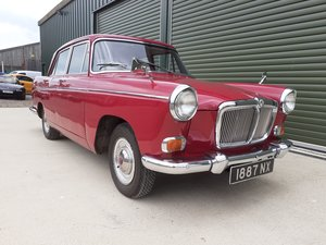 1959  MG Magnette MK III low mileage, extensive history