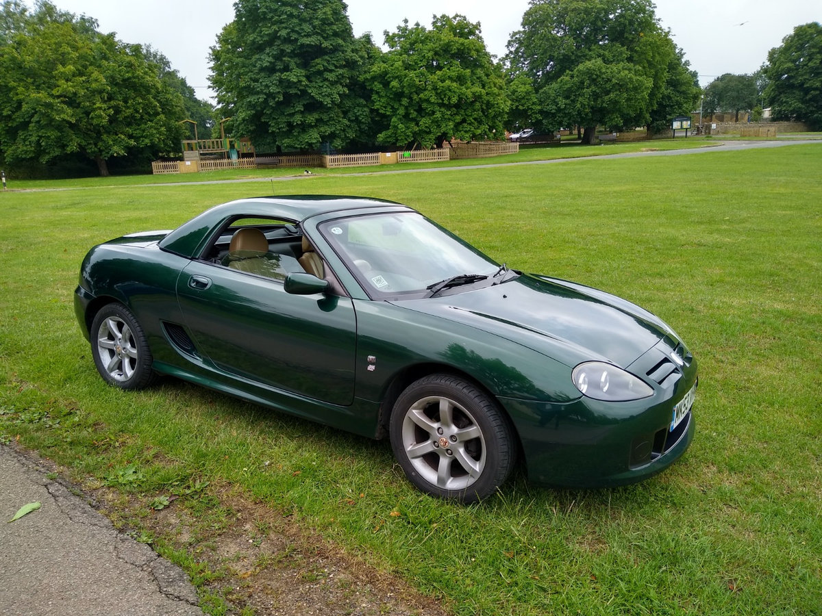 2003 MG TF 135  For Sale (picture 1 of 6)