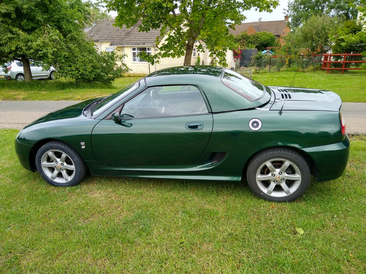 2003 MG TF 135  For Sale (picture 2 of 6)