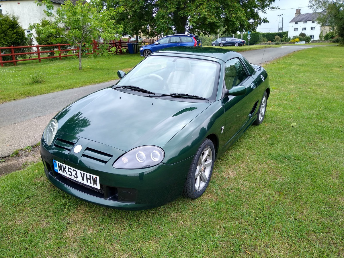 2003 MG TF 135  For Sale (picture 3 of 6)