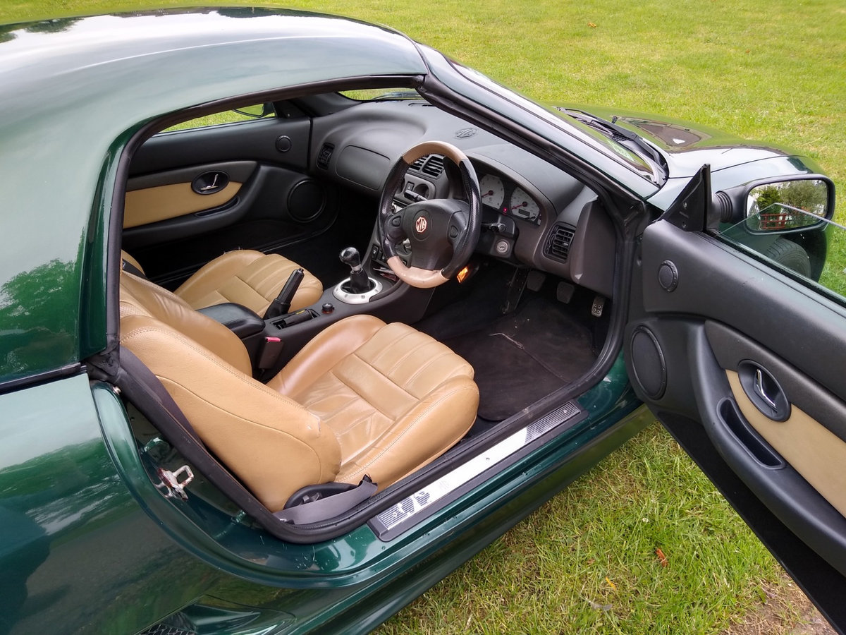 2003 MG TF 135  For Sale (picture 5 of 6)