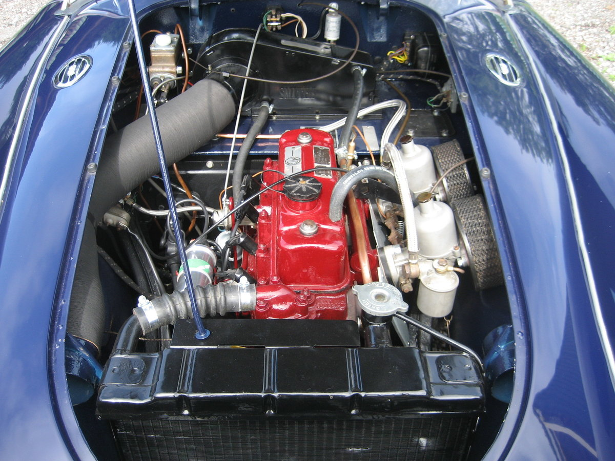 1958 MGA Roadster Nut and bolt restoration For Sale (picture 5 of 6)