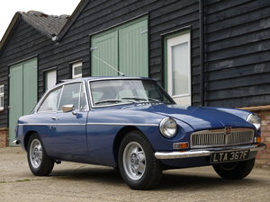 1967 MGB GT - RESTORED EARLY CAR WITH VARIOUS UPGRADES !! SOLD