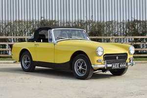 1972 MG Midget RWA For Sale