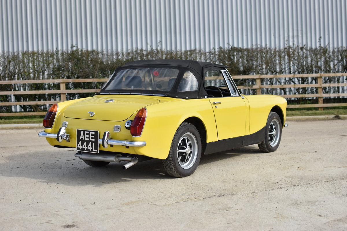 1972 MG Midget RWA For Sale (picture 2 of 6)