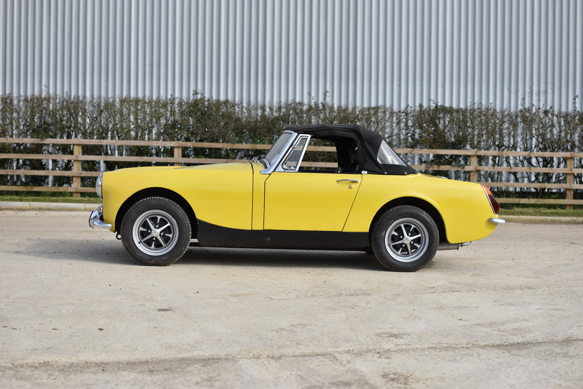 1972 MG Midget RWA For Sale (picture 3 of 6)