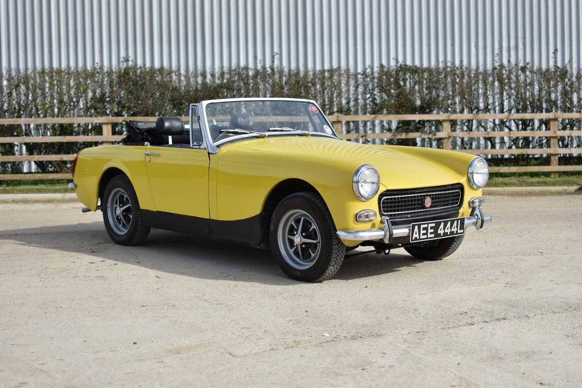 1972 MG Midget RWA For Sale (picture 4 of 6)