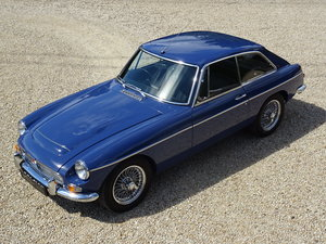 1967 MGC GT simply one of the best you could find For Sale