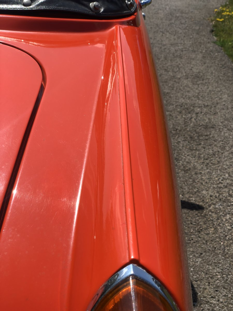 1978 MG Midget  For Sale (picture 5 of 6)