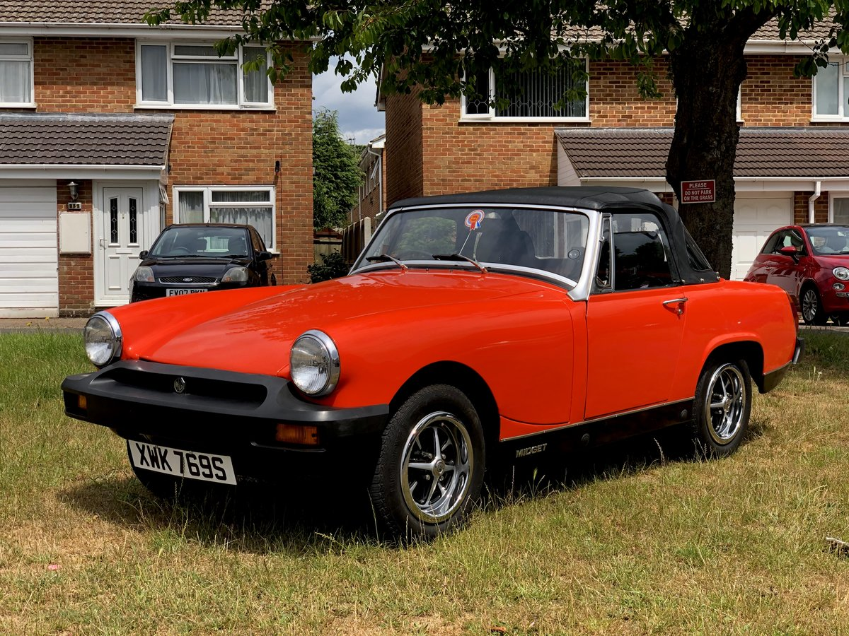 1978 MG Midget  For Sale (picture 6 of 6)