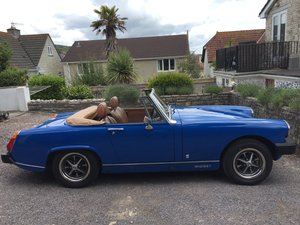 1977 MG Midget, 1500, Reduced price £4950