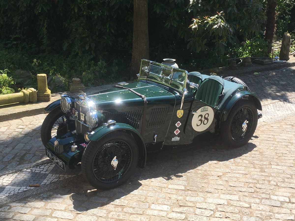 1933 MG J2 Supercharged For Sale (picture 4 of 5)