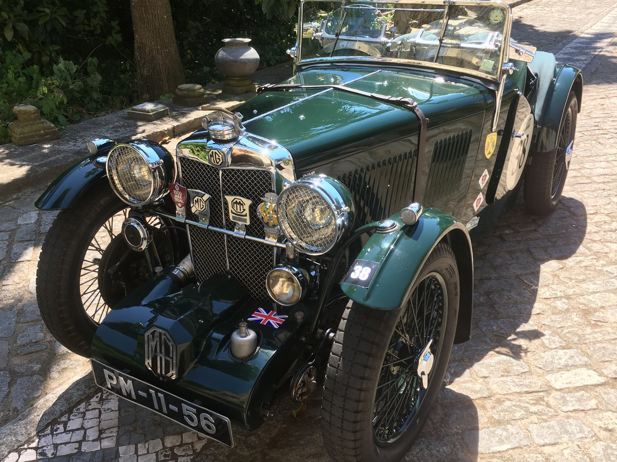 1933 MG J2 Supercharged For Sale (picture 5 of 5)