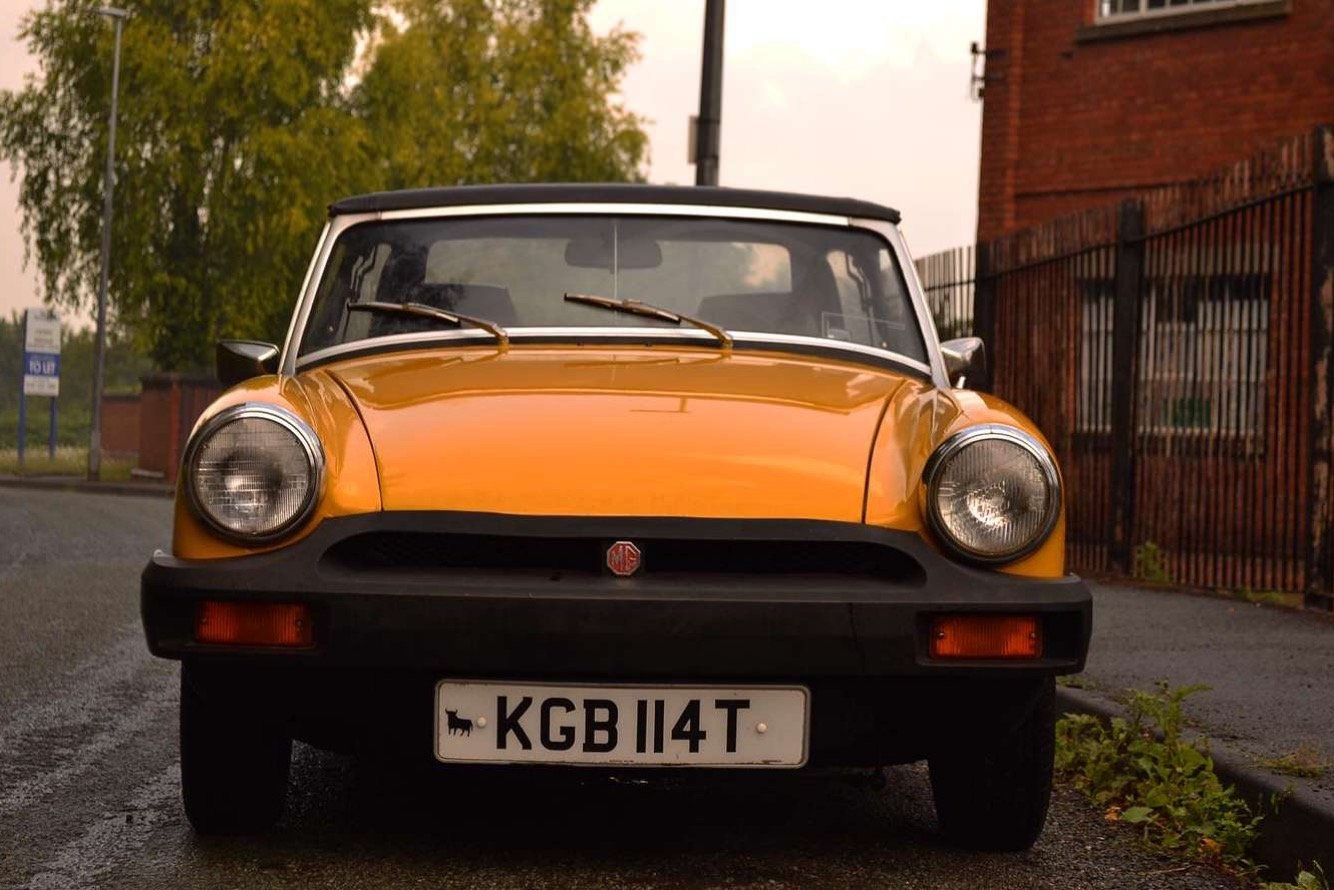 1978 MG midget 1500 For Sale (picture 1 of 6)