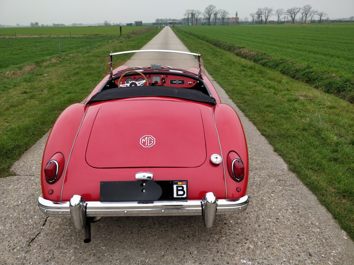 1957 MG A roadster'57   LHD For Sale (picture 3 of 6)