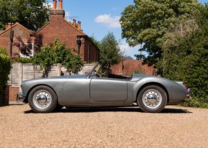 Picture of 1959 MG A Roadster SOLD by Auction