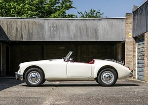 Picture of 1961 MG A Roadster MK. II (1600cc) SOLD by Auction