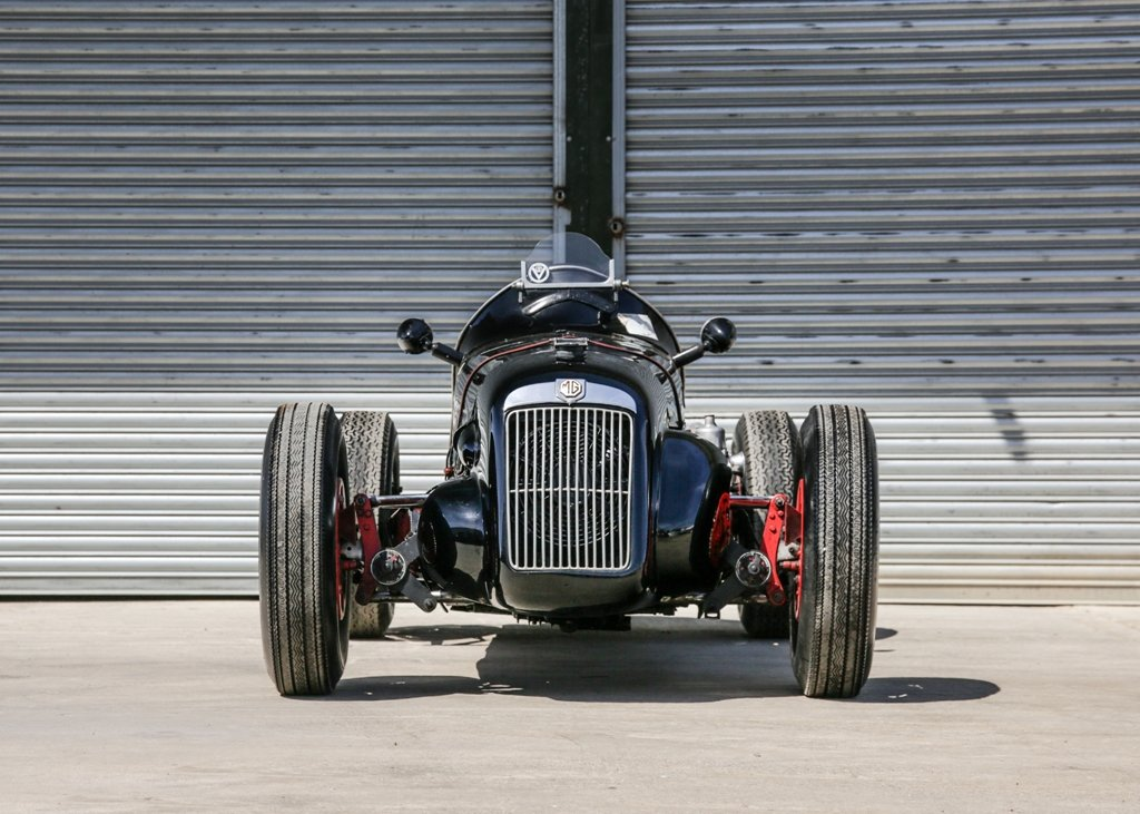 1934 MG P-Type Special For Sale by Auction (picture 1 of 6)