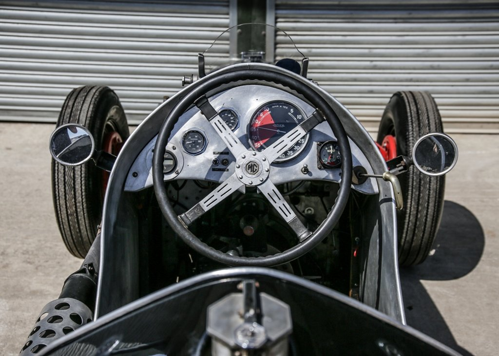 1934 MG P-Type Special For Sale by Auction (picture 4 of 6)