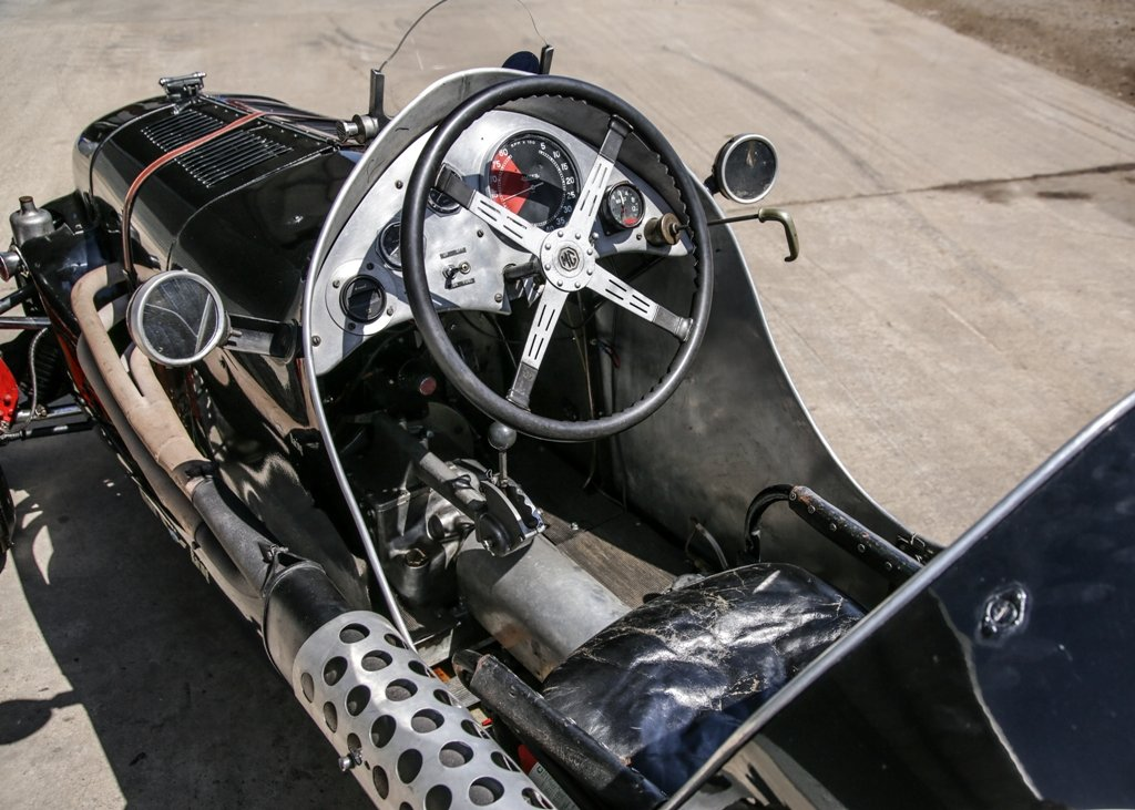 1934 MG P-Type Special For Sale by Auction (picture 5 of 6)