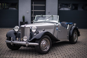 1952 MG TD MK II TDC Supercharged For Sale