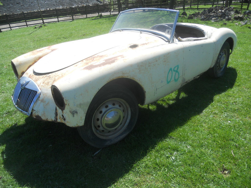 1960 MGA Roadster 1600  For Sale (picture 1 of 6)