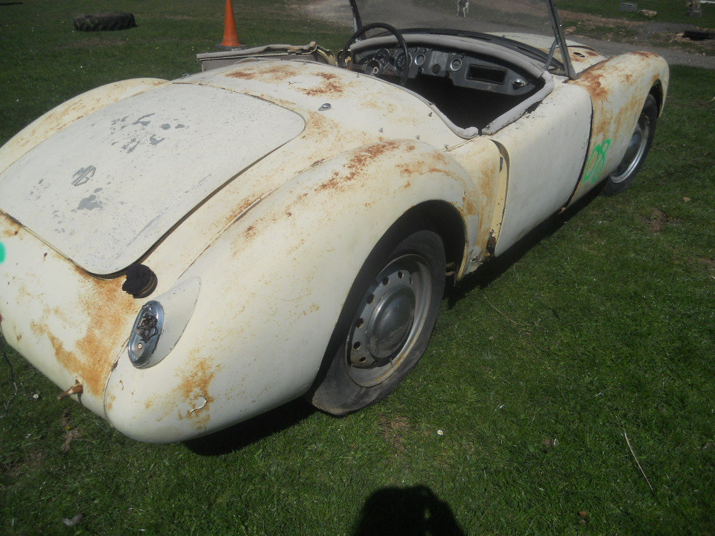 1960 MGA Roadster 1600  For Sale (picture 3 of 6)