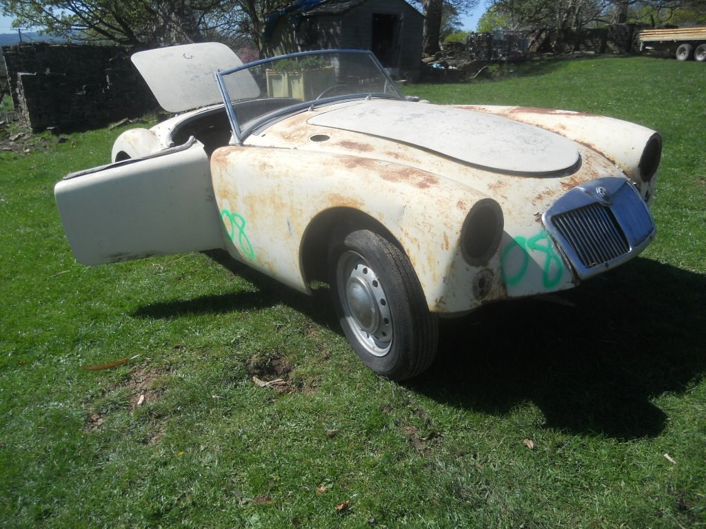 1960 MGA Roadster 1600  For Sale (picture 4 of 6)
