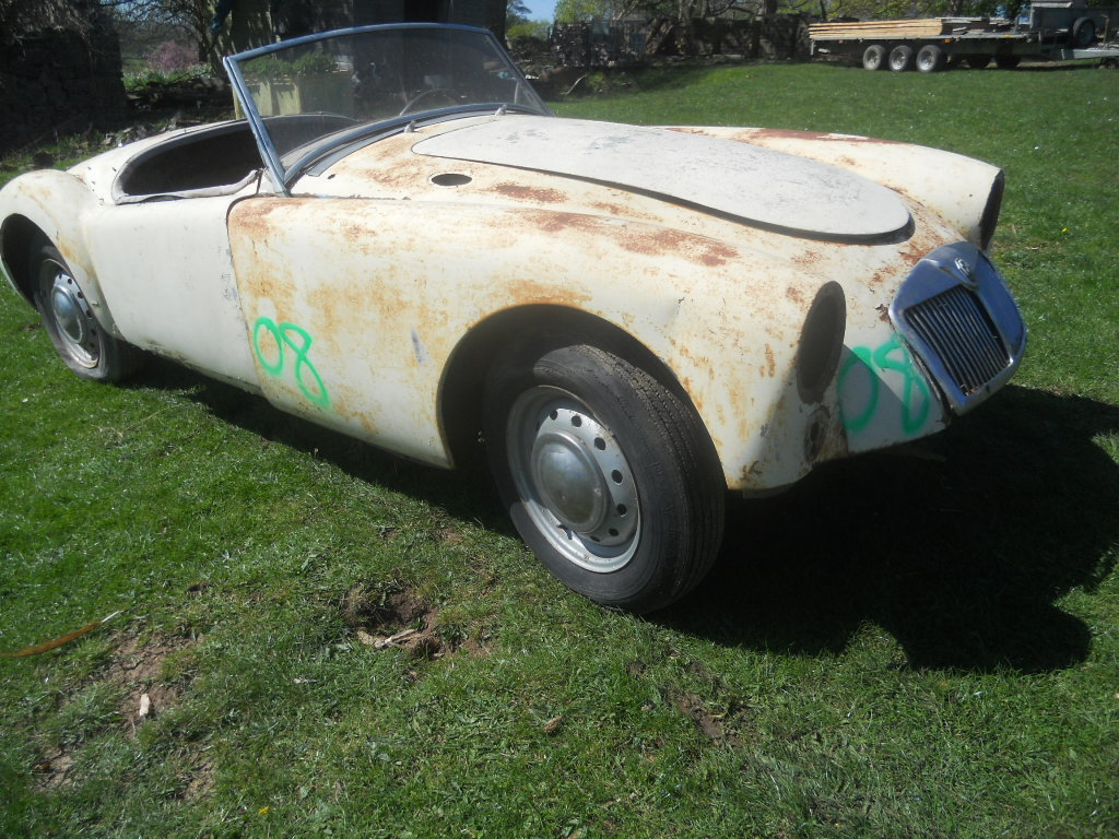 1960 MGA Roadster 1600  For Sale (picture 6 of 6)