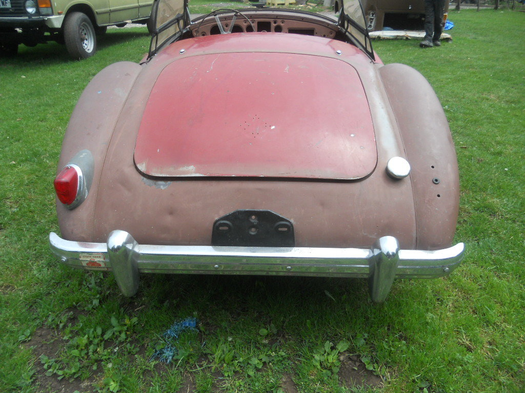 1958 MGA Roadster LHD  For Sale (picture 6 of 6)