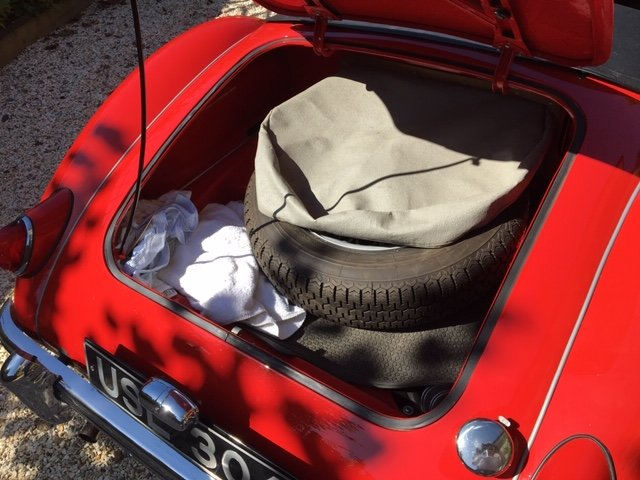 1956 MGA Concours Condition (1500cc) For Sale (picture 2 of 6)