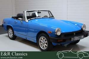 MG Midget 1977 in beautiful condition