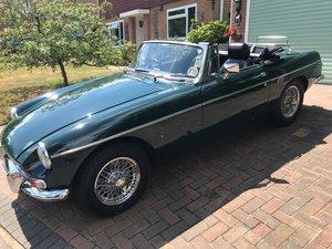 1964 MGB MK 1 built  - £13000 ono