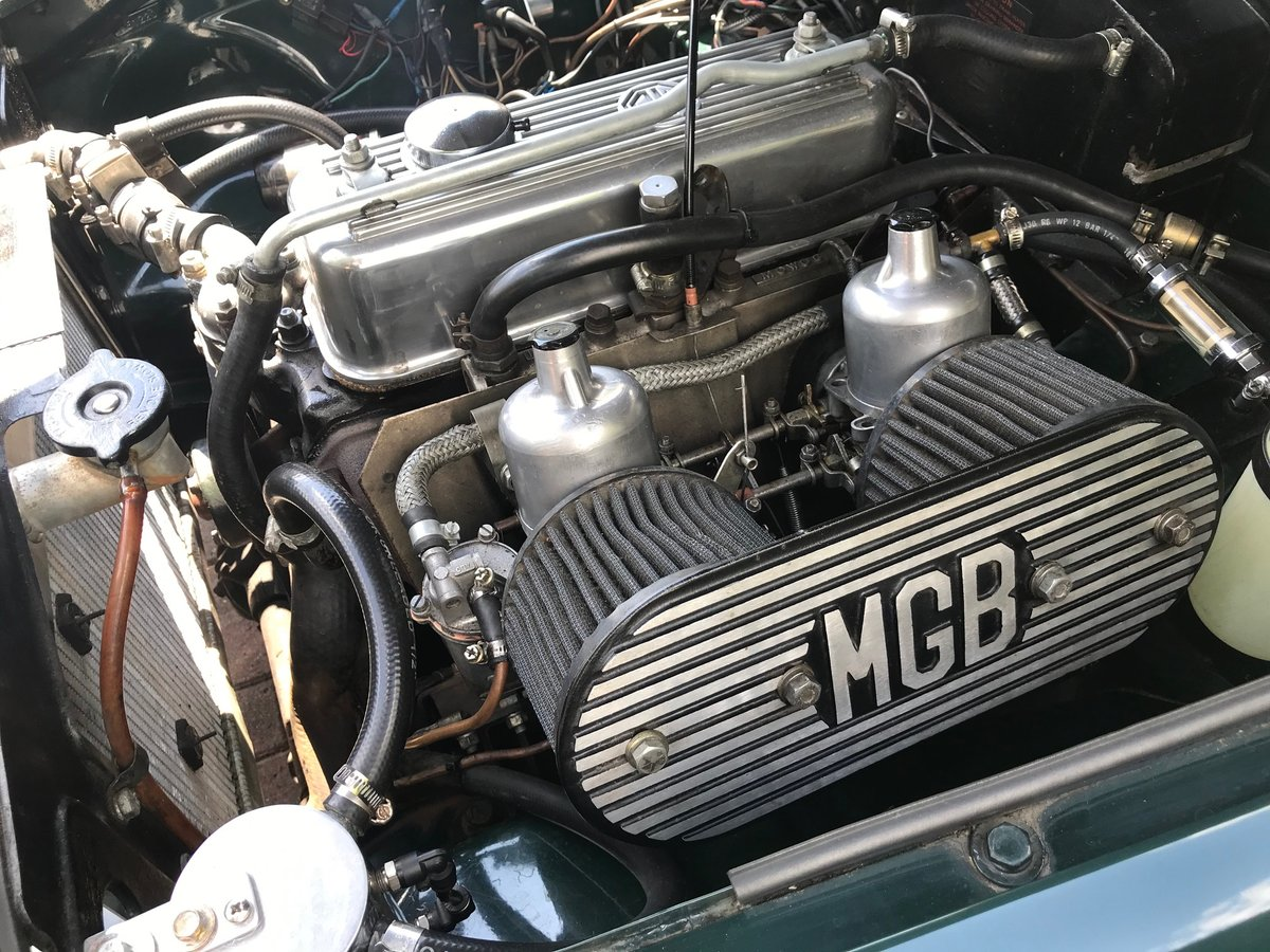 1964 MGB MK 1 built  - £13000 ono SOLD (picture 6 of 6)