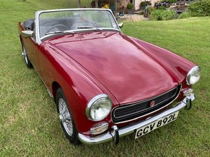 Picture of 1972 MG Midget 41000 miles SOLD
