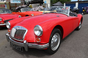 1959 MGA 1600 MK1, Orient tred For Sale