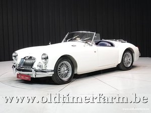 1959 MG A 1500 Roadster '59
