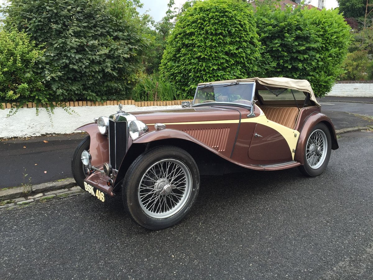 1949 Mg tc  For Sale (picture 3 of 6)