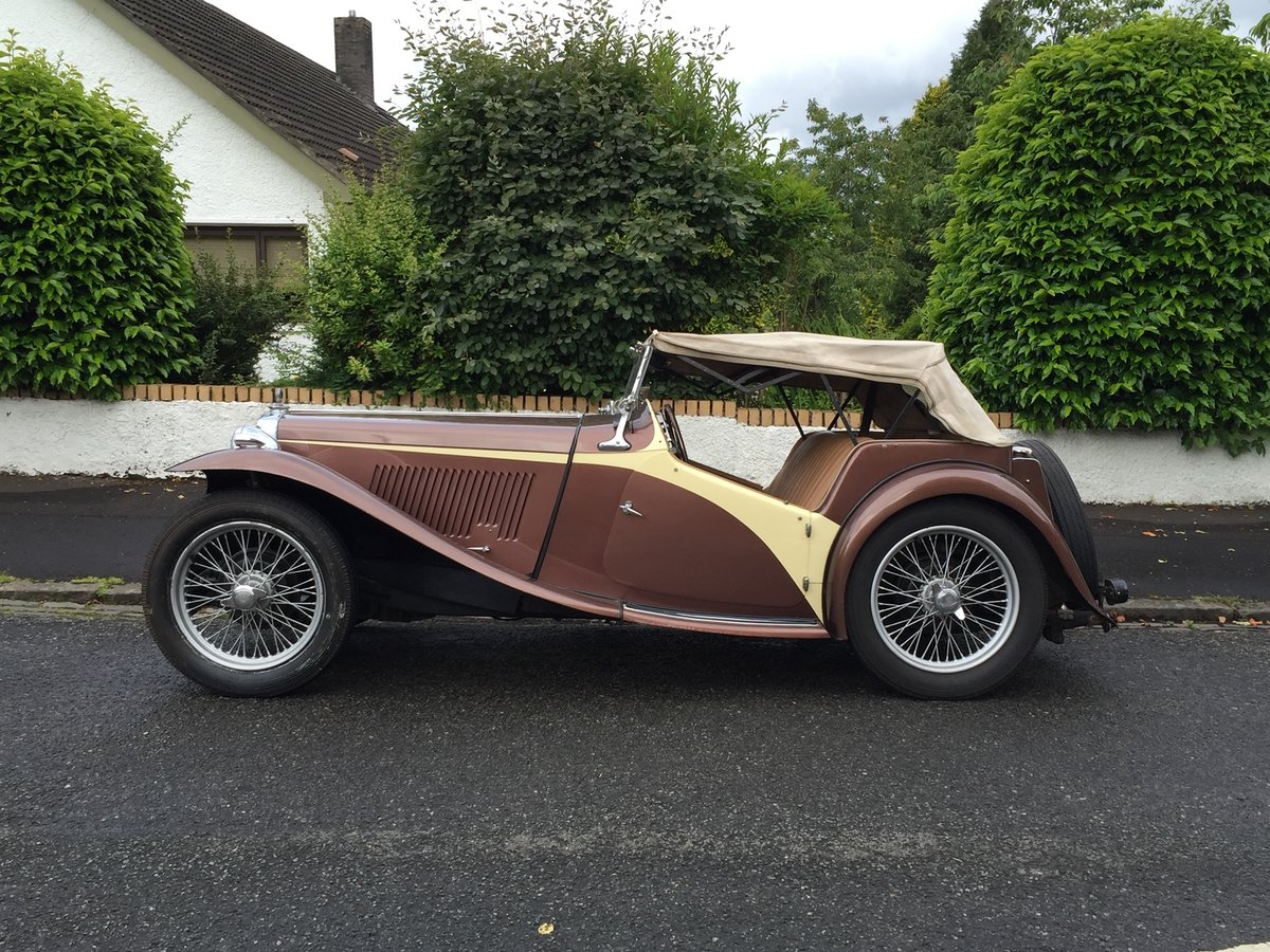 1949 Mg tc  For Sale (picture 4 of 6)