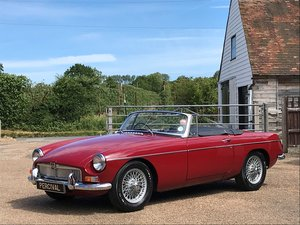 Picture of 1967 MGB Roadster, wire wheels, overdrive SOLD SOLD