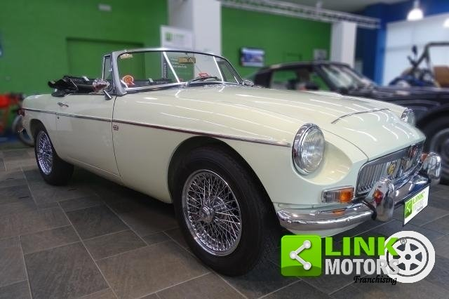 1970 MG C ROADSTER For Sale (picture 1 of 6)