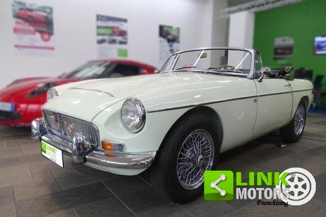 1970 MG C ROADSTER For Sale (picture 2 of 6)